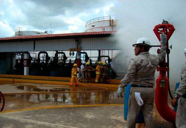 México produce tres tipos de petróleo: Maya, Olmeca e Istmo. (Imagen de contexto/SIPSE)
