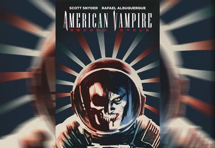 American Vampire encabeza los títulos con los que DC comics intenta conquistar al lectores adultos. (Facebook/Vertigo Comics)