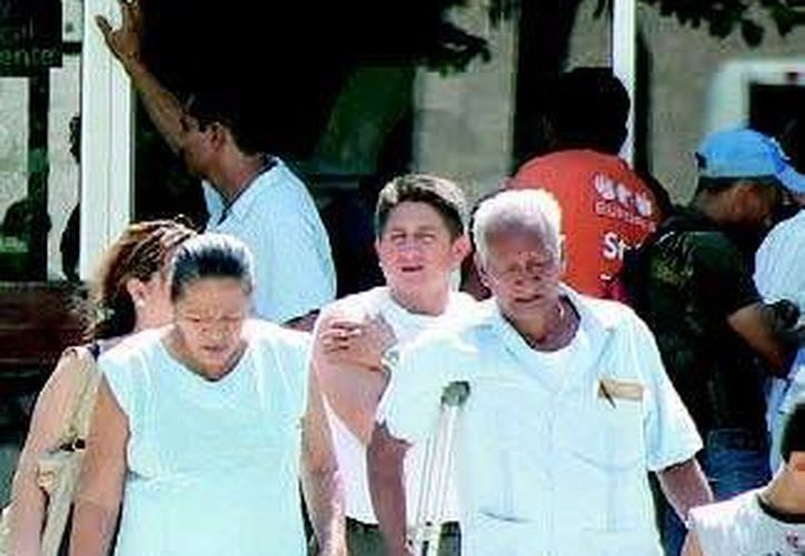 La recuperación de los pacientes depende de la calidad de vida y las enfermedades que padezcan. (Tomás Álvarez/SIPSE)