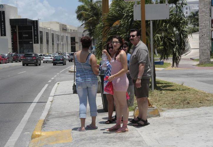 El turismo hispano invierte de mil a cuatro mil dólares en su viaje. (Israel Leal/SIPSE)