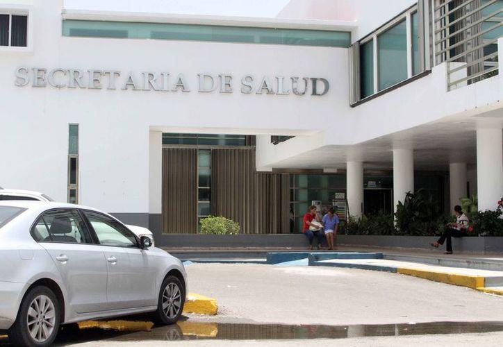 La empresa Promotora NC, S.A. de C.V. podría ser sancionada con 50 millones de pesos por dejar inconclusa la construcción del Hospital de Especialidades de Chetumal. (Joel Zamora/SIPSE)