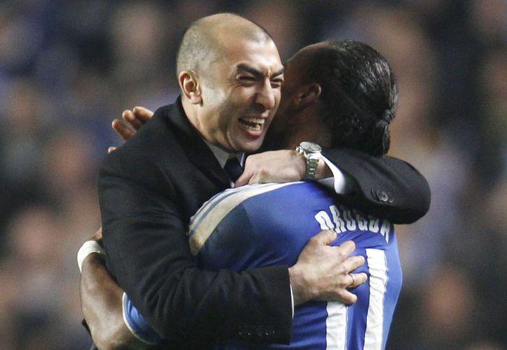 Di Matteo logró la Champions con el Chelsea, así como la FA Cup. (Foto: Agencias)