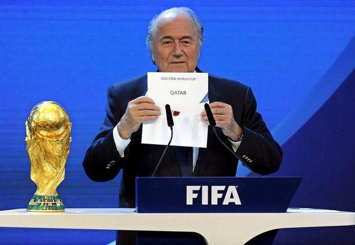 Catar será el encargado de organizar el Mundial del 2022. (Foto: EFE)