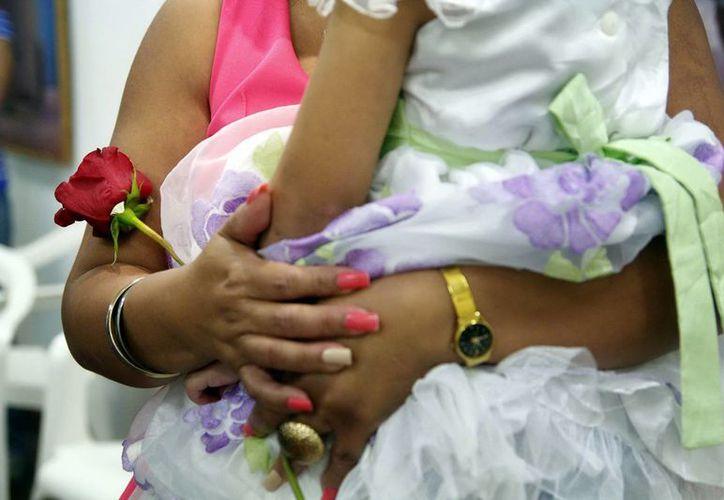El 15.4 de la población yucateca está compuesta por niñas y mujeres adolescentes, cuando la media nacional es de 16.2. (Archivo/ Milenio Novedades)