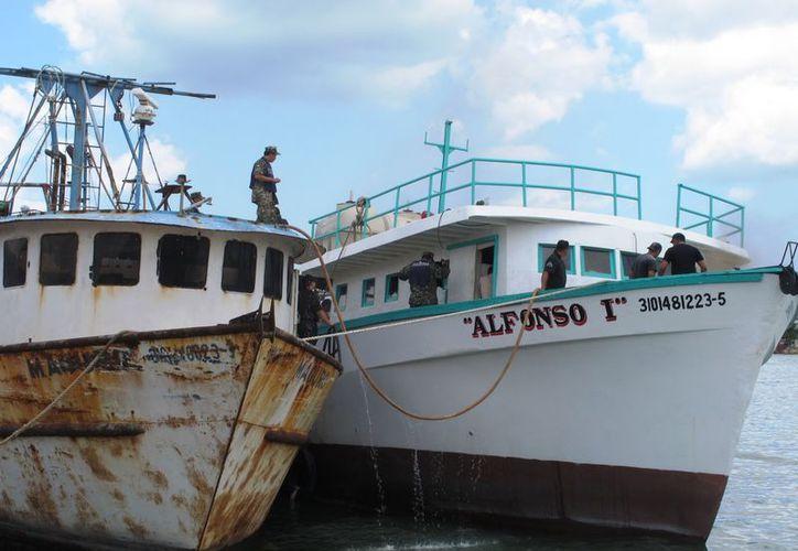 En Yucatán el programa de sustitución de motores marinos ha beneficiado a 564 pescadores. (SIPSE)