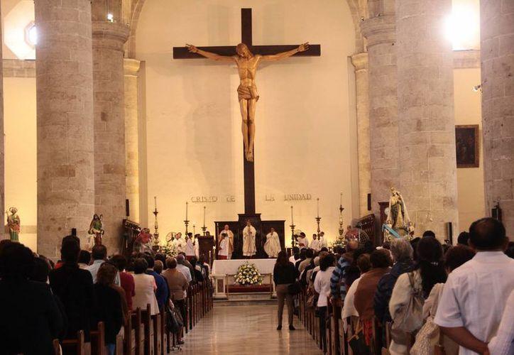 Los cursos de orientación vocacional de la Iglesia de Yucatán son 'para varones desde tercero de secundaria o que cursen el último año del bachillerato; y para señoritas que tengan la secundaria concluida'. (SIPSE)