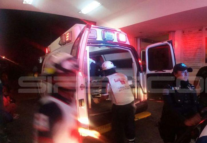 Una de las personas lesionadas murió en el hospital. (Foto: Eric Galindo)