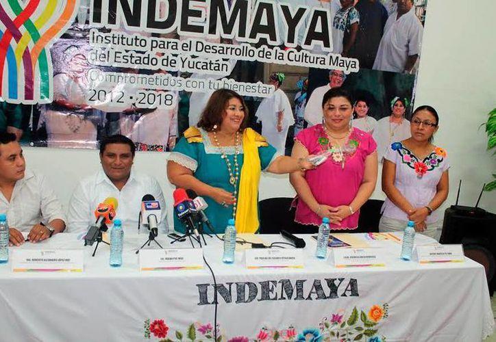 Indemaya organiza eventos para celebrar el Día Internacional de los Pueblos Indígenas. (Milenio Novedades)