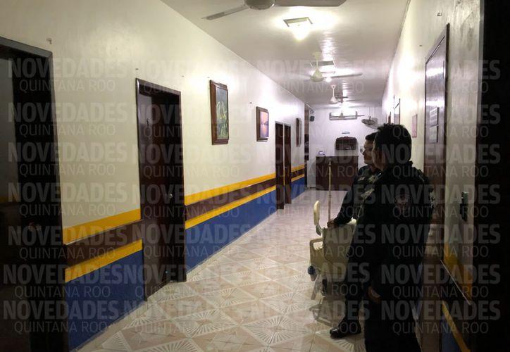 Mendicuti fue trasladado a la Clínica Independencia tras un malestar en el pecho. (Foto: Claudia Martí)