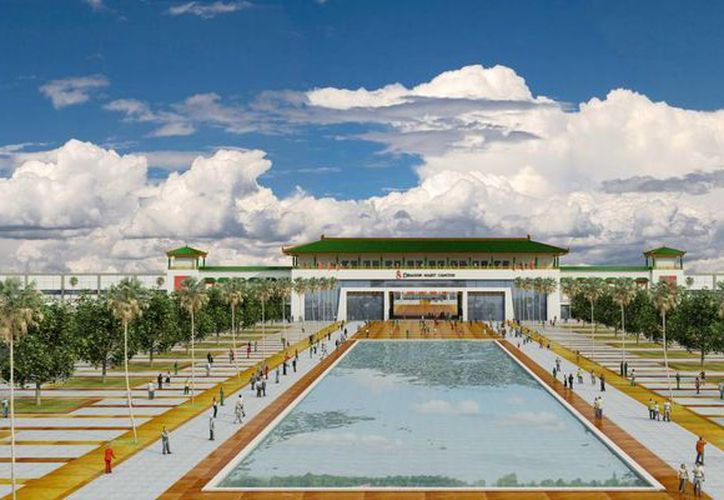 El proyecto Dragon Mart Cancún ha generado gran controversia entre la cuidaría no solo local sino también nacional. (plate.mx)