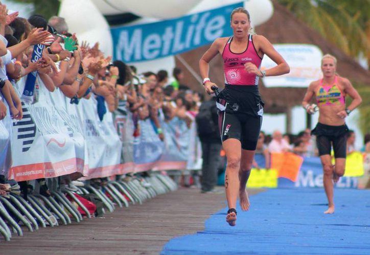 """Muchos de los atletas que competirán en el triatlón """"Ironman 70.3"""", podrán visitar las reservas ecológicas de Cozumel. (Gustavo Villegas/SIPSE)"""