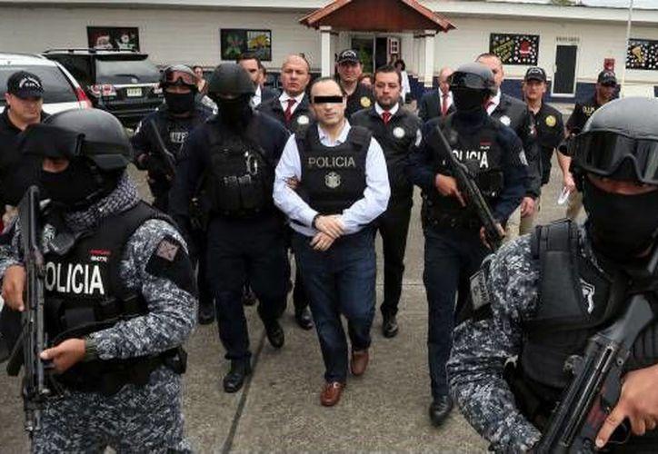 A inicios de enero fue extraditado Roberto Borge Angulo a México. (AP)