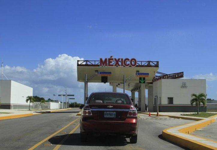 La Secretaría de Economía Federal retomó el programa Fondo Fronteras este año. (Ángel Castilla/SIPSE)