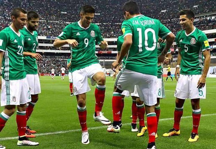 La Selección de México tendrá un duro 2017, en el que competirá en las eliminatorias mundialistas de Concacaf y también será parte de la Copa Confederaciones.(Notimex)