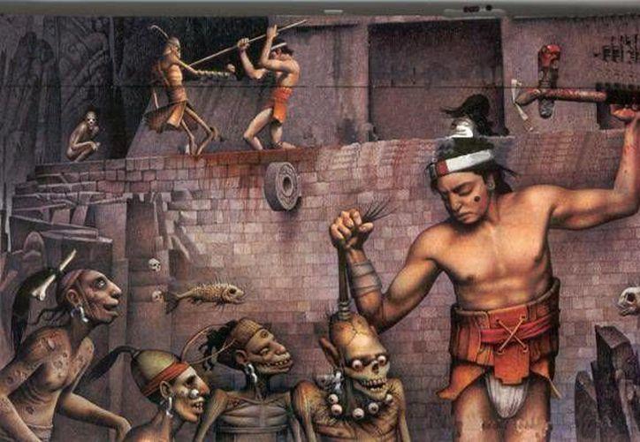 El inframundo maya está dividido en siete valles, tal como ocurre con otras culturas. (elrivalinterior.com/Foto de contexto)