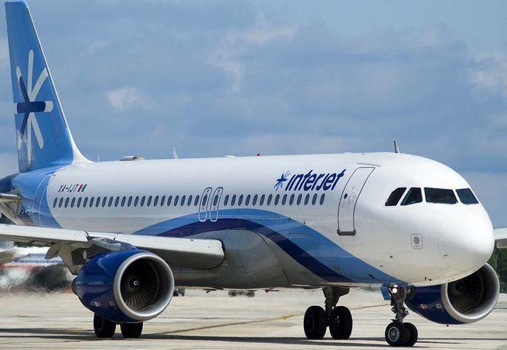 Las rutas entre Interjet e Iberia se incorporarán paulatinamente y pueden llegar a abarcar 36 destinos mexicanos.(travelreportmx.com)