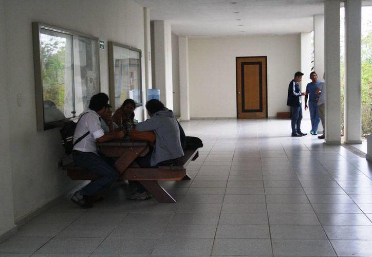 La Universidad de Quintana Roo que se encuentra en Playa del Carmen ampliará su matrícula en su nuevo ciclo escolar. (Octavio Martínez/SIPSE)