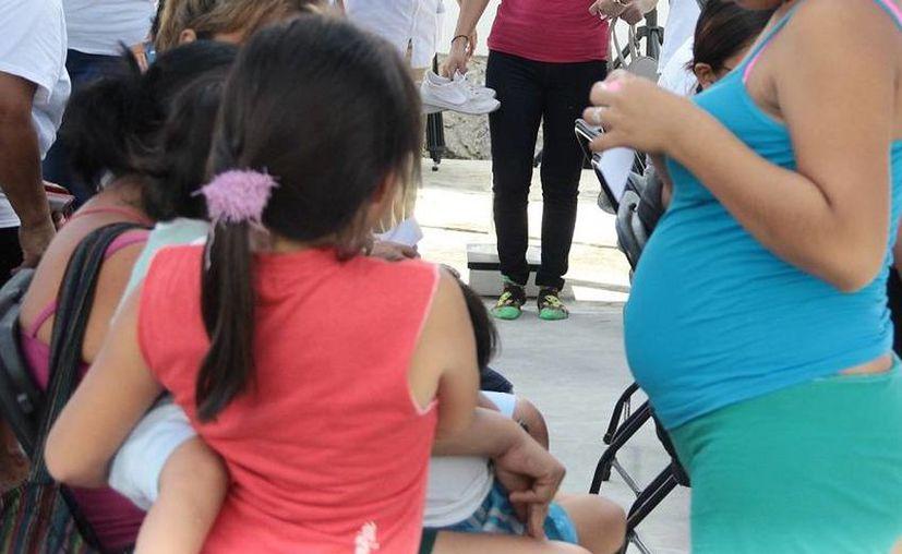 La Codhey emitió una amplia serie de recomendaciones a la Secretaría de Salud de Yucatán, que versa sobre todo en mujeres embarazadas y recién nacidos. (SIPSE)