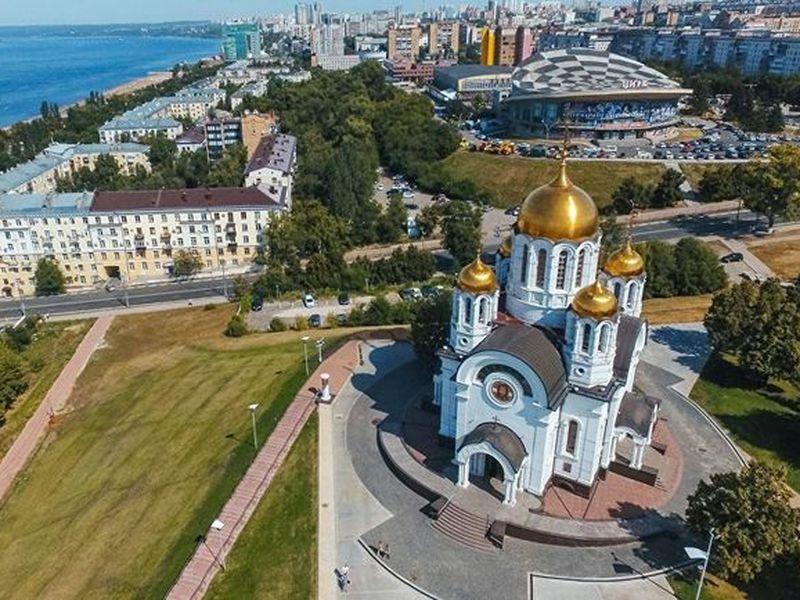 El exceso de visitantes ha derivado en una falta de agua en Samara, sede del Mundial, que albergará un juego este sábado (Foto: Sputnik)