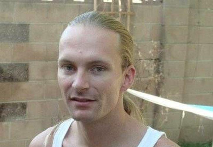 Tobias Summers había sido divisado en una videograbación al cruzar la frontera hacia México en Tecate. (sdreader.com)