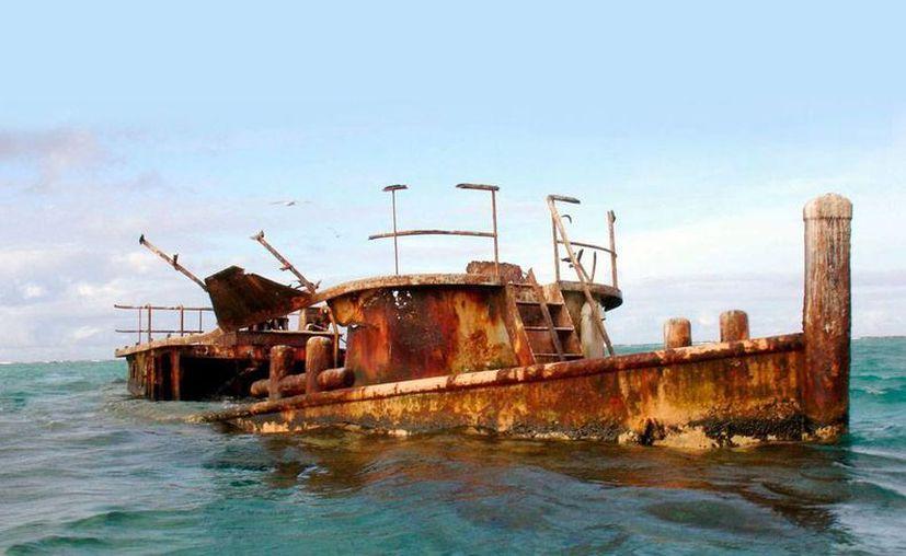 Los encallamientos de barcos en mares de Yucatán han causado un daño de tal magnitud que la entidad es segundo lugar nacional por impacto en ecosistemas marinos.