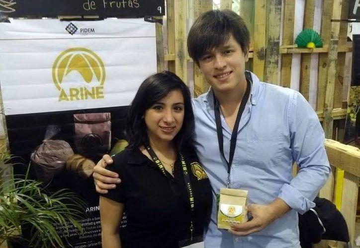 Los jóvenes son los ganadores del programa Emprendedores Sociales que lanzó el Gobierno de Yucatán. (Milenio Novedades)