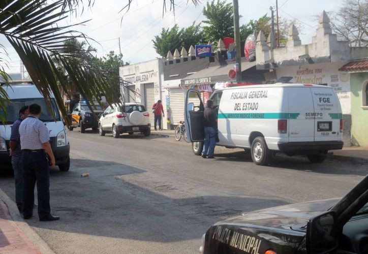 Avanzan las investigaciones en el robo y homicidio de Ucú. (Milenio Novedades)