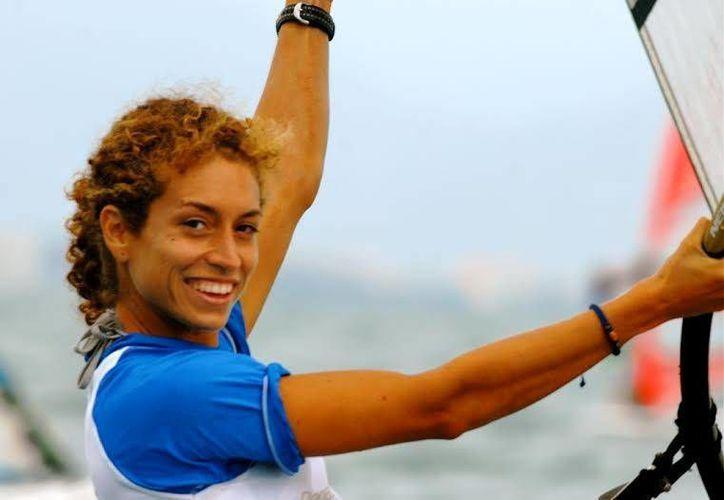 La quintanarroense comunicó a través de sus redes sociales la noticia de su partición en los Juegos Olímpicos de Río de Janeiro 2016. (Redacción/SIPSE)