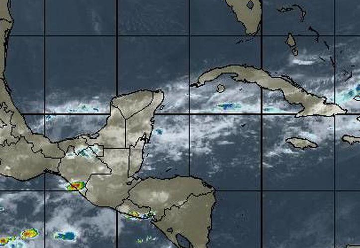 La Península de Yucatán mantendrá cielo de medio nublado a nublado. (Foto/www.wsi.com)