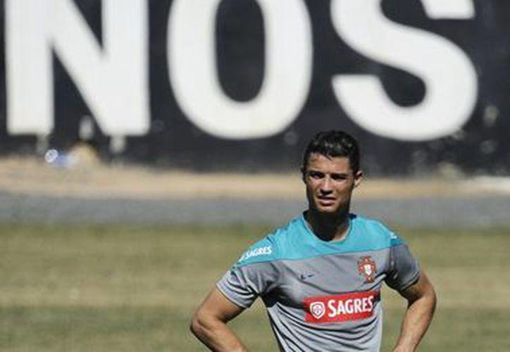 Cristiano Ronaldo es una de las grandes esperanzas de los portugueses para que su país conquiste el Mundial por vez primera. (Foto: AP)