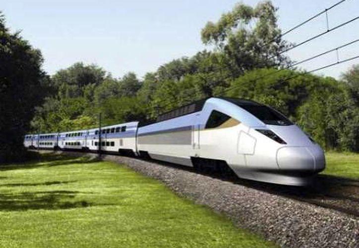 La transformación de México pasa por la modernización de sus servicios ferroviarios. (Imagen de contexto/Milenio Novedades)