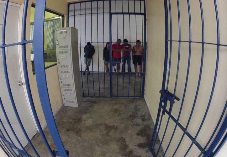 Los reos fueron reubicados en otro penal. (Archivo Sipse)