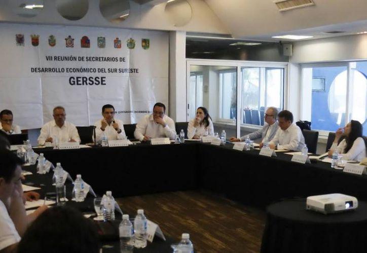 Durante la reunión del Gersse se destinaron $75 millones para apoyar a emprendedores en Q. Roo. (Redacción/SIPSE)
