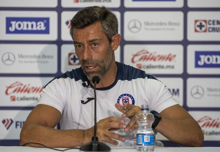 El timonel se declaró satisfecho de la actividad de los seleccionados que la han tenido. (Foto:Imagen tomada de Mexsport)