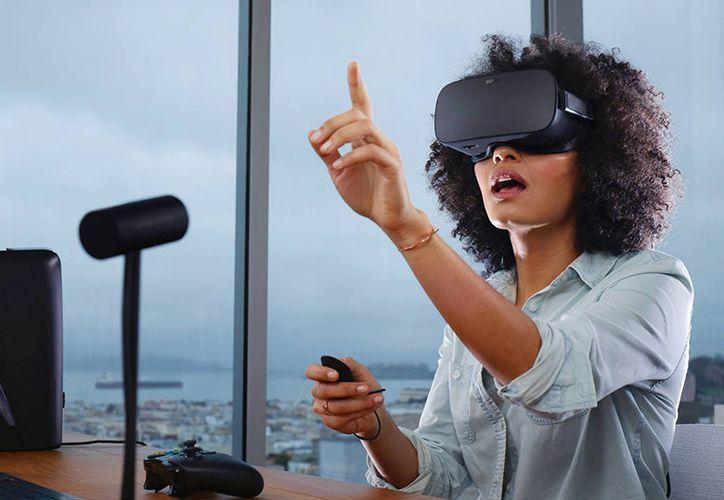 Oculus será complementado con software Facebook 360. (amazonaws.com)