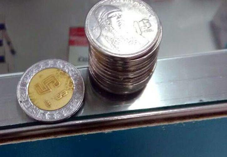 Se entregaron monedas que ya no tienen valor. (Milenio Novedades)