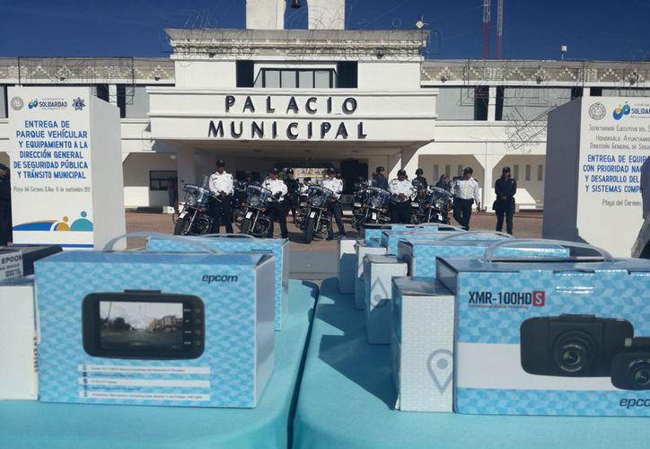 Las cámaras ayudarán a las investigaciones de la Fiscalía en casos de hechos violentos. (Foto: Adrián Barreto)