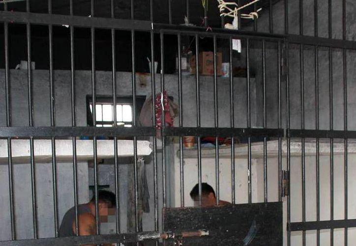 Las cárceles municipales están en malas condiciones. (Novedades Yucatán)