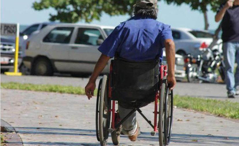 Sólo dos de las 22 personas registradas en Felipe Carrillo Puerto tiene acceso a un trabajo estable. (José Chi/SIPSE)
