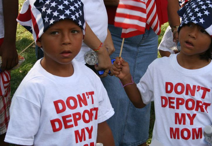 Trump anunció a principios de este mes sus planes para procesar a todos aquellos que crucen ilegalmente la frontera entre México y Estados Unidos. (Foto: La Red 21).