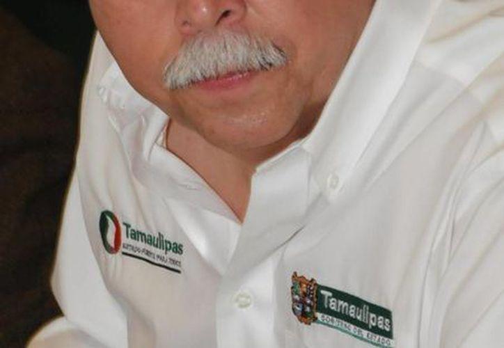 El gobernador Egidio Torre recalcó que los policías que están trabajando para recuperar la seguridad en Tamaulipas fueron capacitados para ello. (tamaulipas.gob.mx)