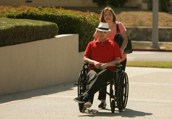 William Howard estuvo hospitalizado durante 18 meses. (http://blog.pe.com/)