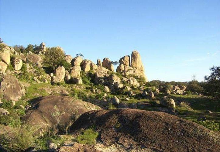 Los campistas agredidos estaban a unos 100 metros de la formación rocosa El Diente (foto)(myspace.com/Archivo)