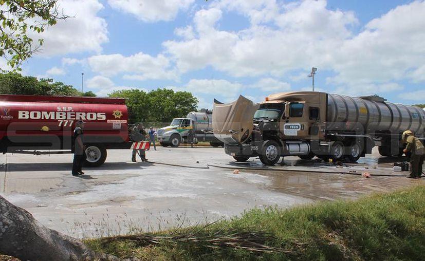 Petróleos Mexicanos garantiza el suministro de combustible. (Imagen ilustrativa/Milenio Novedades)