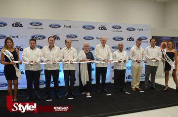 Inauguran Agencia Ford Caribe