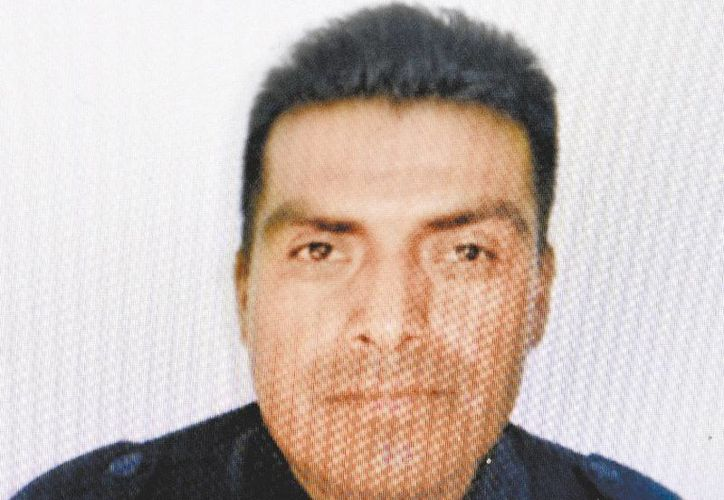 Alfredo Reyna ingresó a la corporación en 2011; está prófugo. (Milenio)
