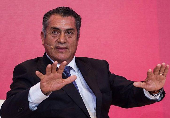 Jaime Rodríguez Calderón prometió acabar con la corrupción y la impunidad. (Cuartoscuro)