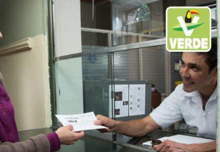 El Tepjf asegura que el PVEM ha incurrido de manera reiterada y sistemática en la promoción de su imagen. (PVEM)
