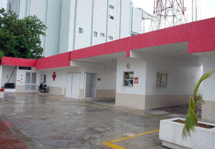 La Cruz Roja Mexicana recomienda completar esquemas de vacunación, sobre todo en los niños. (Tomás Álvarez/SIPSE)