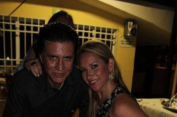 Cumpleaños de Francisco Lechón